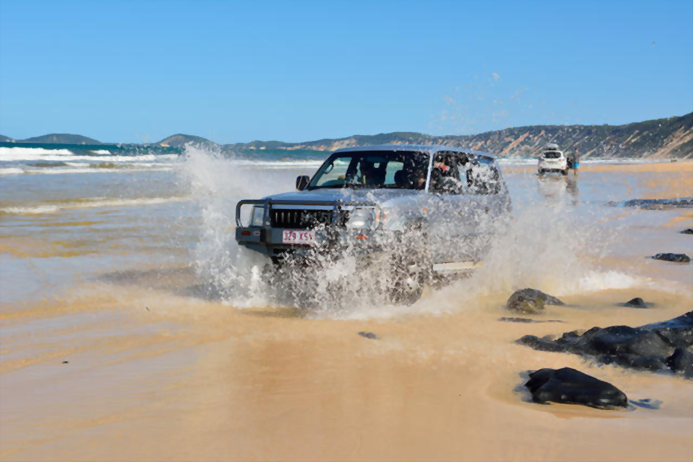 4wd rust proofing beach driving