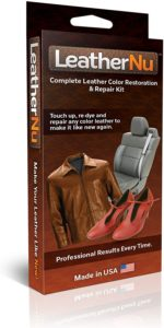 LeatherNu Complete car leather protection