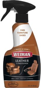 Weiman car leather protection