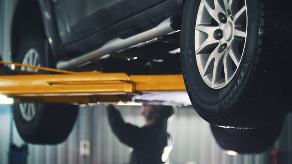 Underbody Car Wash check up