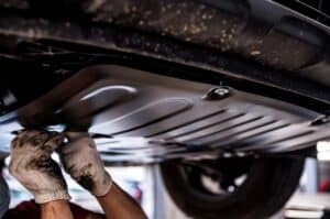 Underbody Rust Protection